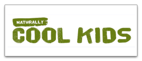 Naturally Cool Kids logo